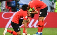 Korea heading for elimination after second loss to Mexico