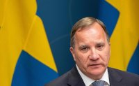Swedish PM to step down in November ahead of election year 2022