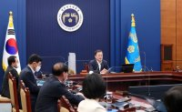Moon's comments trigger debate over parliamentary confirmation hearing system