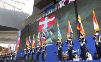 Korea holds 71st Korean War anniversary event for first time in Busan