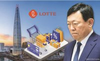 Cash-strapped Lotte to undergo large-scale restructuring