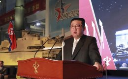 North Korea fires what seems to be SLBM toward East Sea: Joint Chiefs of Staff