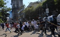 Protests erupt amid violence against Hindus in Bangladesh