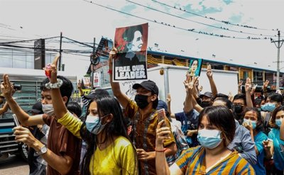 4 Myanmar women seeking refugee status in Korea