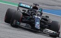 Hamilton wins Styrian GP ahead of Mercedes teammate Bottas