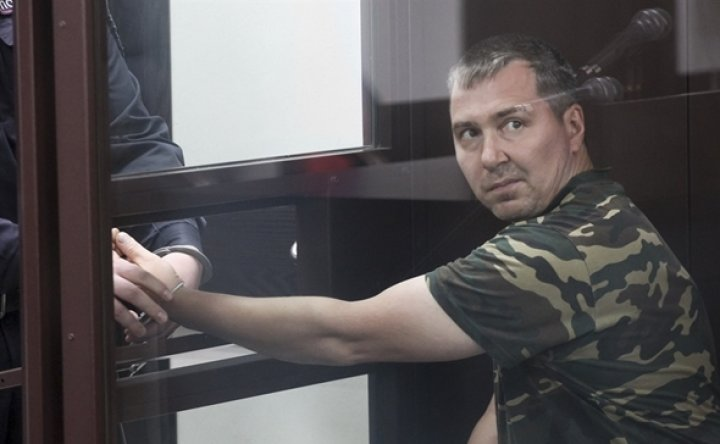 Man arraigned in killing of American woman in Russia