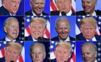 'I love a good puppet show': My review of US presidential election