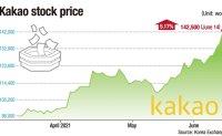 Kakao's merger with Kakao Commerce stokes stock price