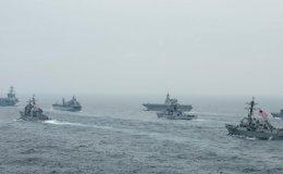 US, Canadian warships sailed through Taiwan Strait