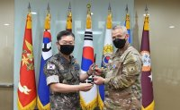 JCS chairman meets new USFK commander, discusses readiness, alliance