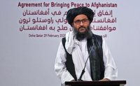 Taliban co-founder Baradar in Kabul for talks to set up government