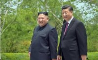 China's Xi vows to bolster ties with North Korea in letter to Kim