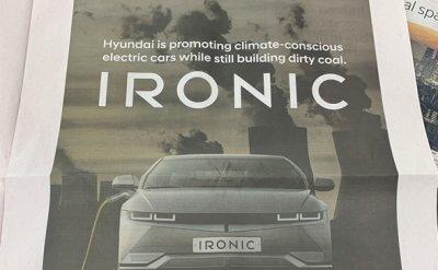 Hyundai Motor Group slammed for inconsistent environmental standards