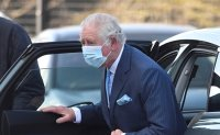 Prince Charles declines to comment on Meghan and Harry's interview