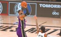 James, Davis power Lakers past Trail Blazers for 2-1 lead