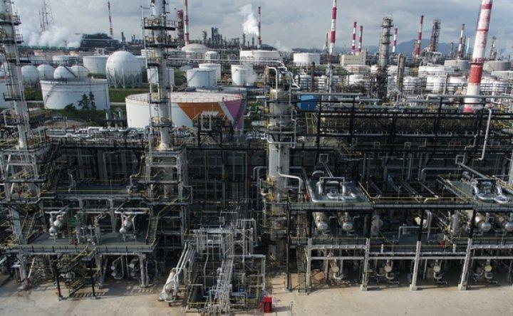 SK Energy's Ulsan facility ready for operation