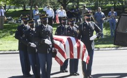 Korean War soldier killed in 1950 buried after remains IDed