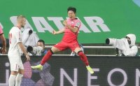 South Korea blank Lebanon 1-0 for 1st win in final World Cup qualifying round