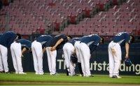 Baseball league suspends season following multiple COVID-19 cases