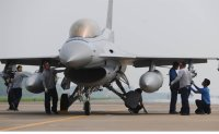 Air Force says KF-16 accident was caused by bird