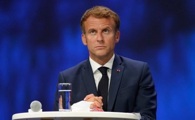 Macron says French forces killed Islamic State leader in Sahara