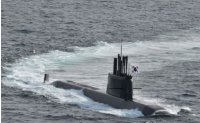 South Korea successfully tests SLBM from new submarine