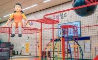 'Squid Game' pop-up set in Itaewon closes due to virus concerns