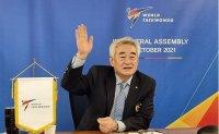 World Taekwondo President Choue Chung-won reelected