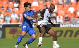 Lee sent off as Valencia hit Mallorca twice in injury time