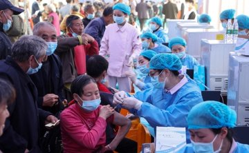 No. of COVID-19 shots administered in China reaches 1 billion