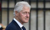Former US president Bill Clinton in hospital