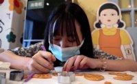 Beijing shop launches 'Squid Game' bake-off challenge