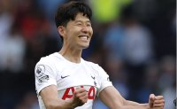 Son Heung-min named to Premier League's Team of the Week