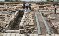 Ruins of 'advanced' public toilet uncovered at Joseon Dynasty palace in Seoul