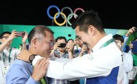 Olympics to see little of Korea's conglomerate chiefs