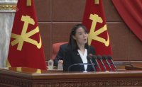 North Korean leader's sister warns S. Korea-US military exercise