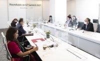 [ROUNDTABLE] Korea, India, Australia to take part in G7-plus Summit