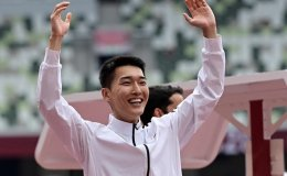 High jumper Woo Sang-hyeok qualifies for final, first South Korean athlete in 25 years
