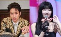 K-pop star couple Kim Hee-chul, Momo break up