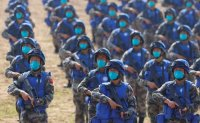 Chinese military steps up night drills and brings in more advanced equipment close to Indian border