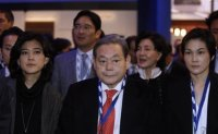 Samsung family unloads W2 trillion in shares to pay inheritance tax