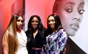 Champagne and sequins as Nigeria models look to rock the runways