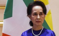 Myanmar's Suu Kyi tired, seeks less court time over 'strained health'