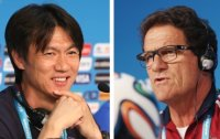 Korean coach hints at conservative approach vs. Russia