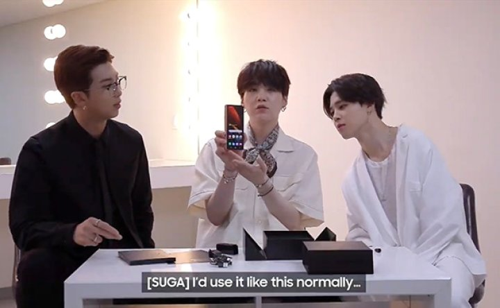 Samsung seeks more marketing collaborations with BTS, other 'hallyu' stars