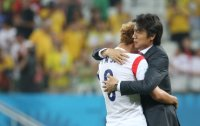 Korea eliminated from World Cup