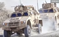 미국 새 전술 차량 '오시코시'
