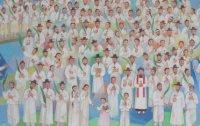 Beatification ceremony features Korean elements