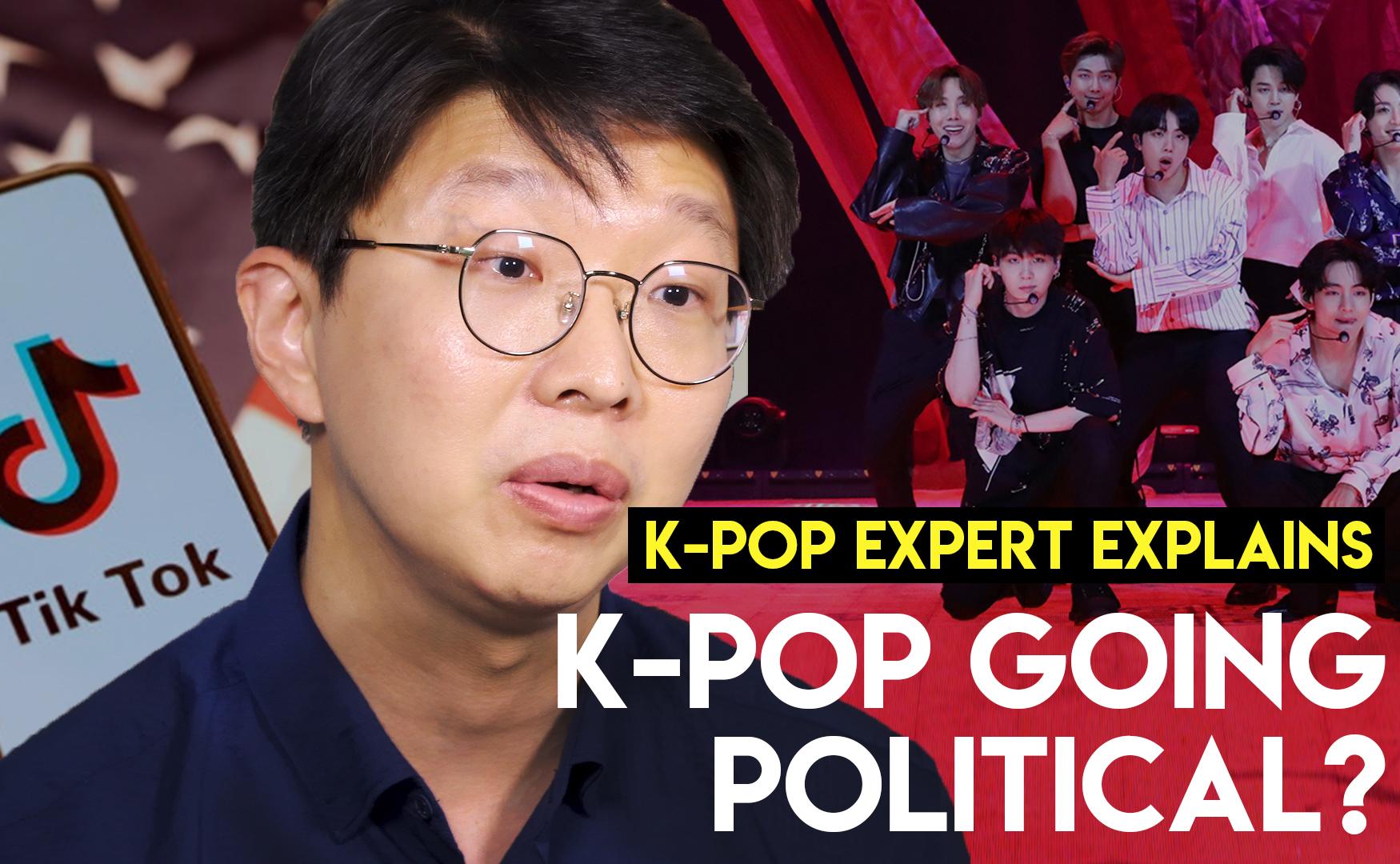 Debate: Should K-pop be apolitical vs. politcal? [VIDEO]