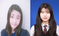 Winners of 7th Korea Multicultural Youth Awards - Outstanding middle school student